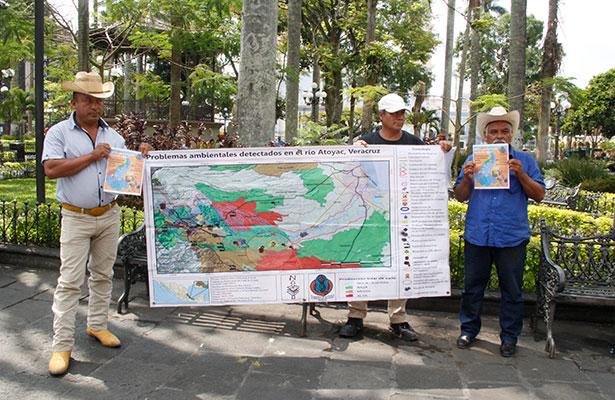 Declaran al Atoyac Patrimonio Natural