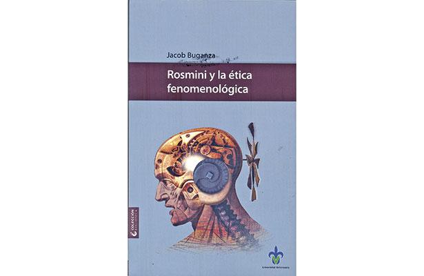 Corre, lee y dile|Jacob Buganza nos presenta en  castellano la filosofía de Rosmini