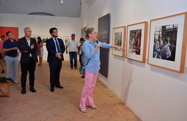 Pierre Verger en México. Con los pies en la tierra, por primera vez en Veracruz