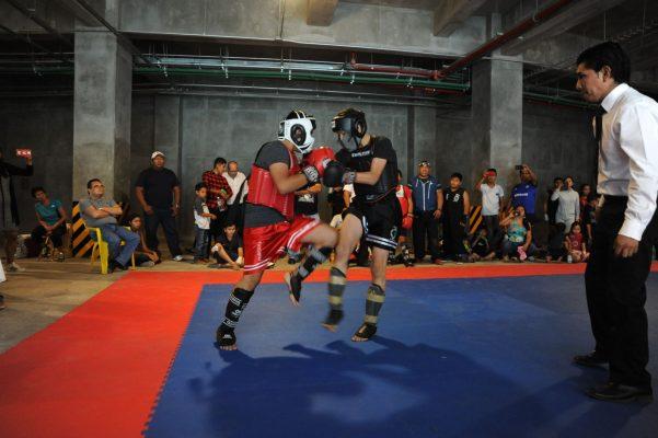 De buen nivel resultado las eliminatoria de Wushu