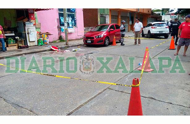 Empleado del ayuntamiento de Coatzacoalcos es baleado