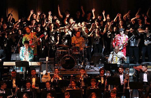Más de 70 músicos se suman a actividades de la asociación Mateo Oliva