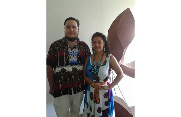 Artista invita a instalación basada en ceremonia de los wixárika