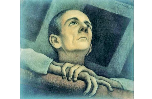 Diego Rivera, hombre vanguardista fuera de lo común para su época