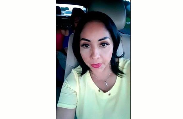"""""""La intención fue desprestigiar a nuestra familia, a Franco"""", asegura Guillermina Alvarado"""