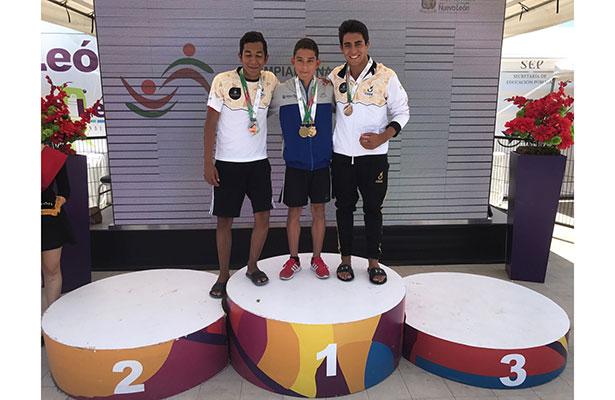 Más oro para Veracruz