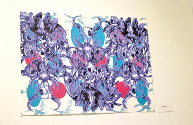 Obra de artistas norteamericanos, en Galería IAP