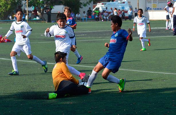 Chiapas y Puebla van al nacional interprimarias de fut 7
