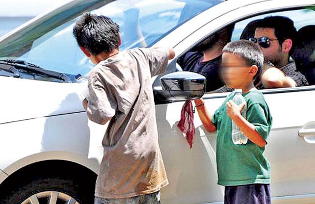 De cada 10 niños veracruzanos sólo 4 van a la escuela; el resto trabaja