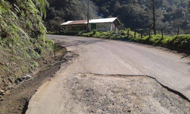 Se rehabilitará la carretera Banderilla-Misantla, obra concluirá en la administración estatal actual