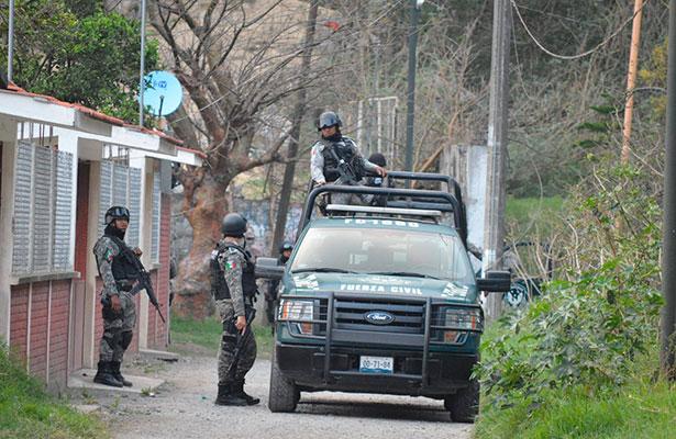 Desaparecen tres niñas en comunidad veracruzana