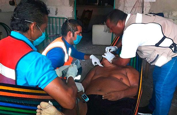 Aumentan infartos por calor en Cosamaloapan