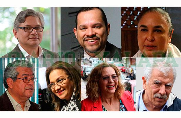 Siete académicos aspiran a dirigir la Universidad Veracruzana