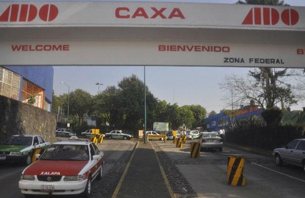 Profeco vigilará líneas de autobuses en CAXA