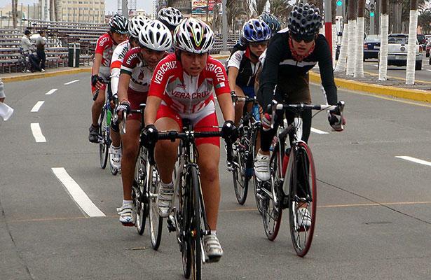 Se buscará elevar el nivel del ciclismo en Veracruz