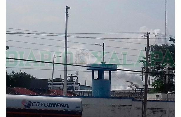 Explosión en el Complejo Petroquímico Cosoleacaque