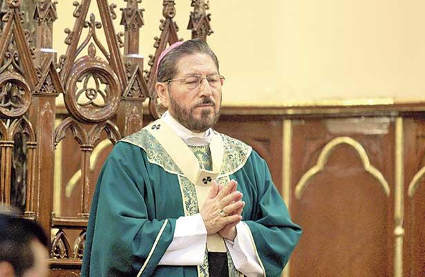 Cristianos deben ser gente de paz y perdón: Hipólito Reyes