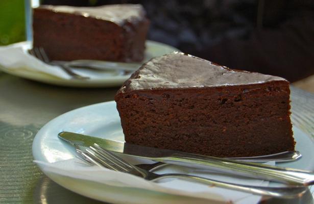 Receta Pastel de chocolate sin harina