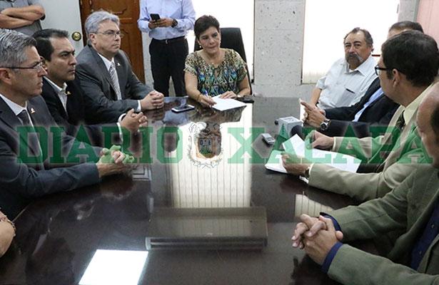 COPARMEX entrega proyecto de Ley del Sistema Local Anticorrupción