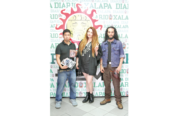 Tehani Farr expone en Xalapa sus Orígenes