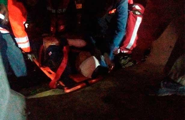 En la Plan de Ayala vigilantes gravemente heridos a machetazos
