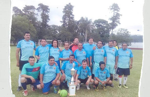 Barcelona PC de México saborea otro campeonato