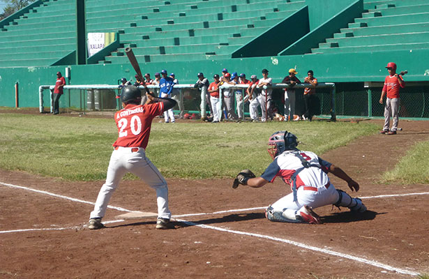 Arranca cuadrangular de beisbol en Colón