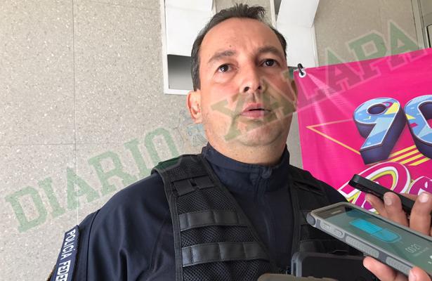 Más de mil elementos de la PF están en Veracruz para reforzar la seguridad
