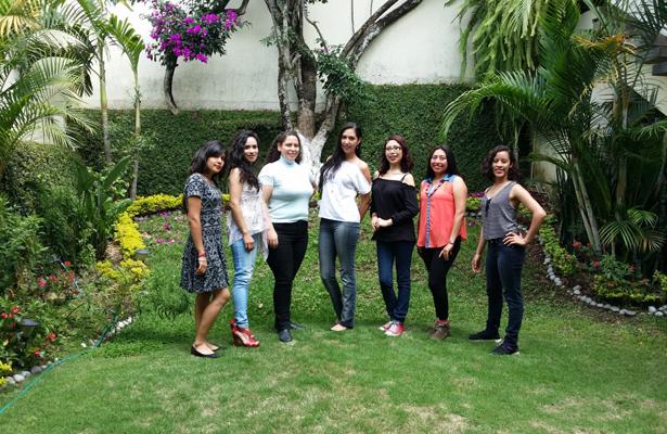 Las chicas del Coro Xalapa ofrecen audición