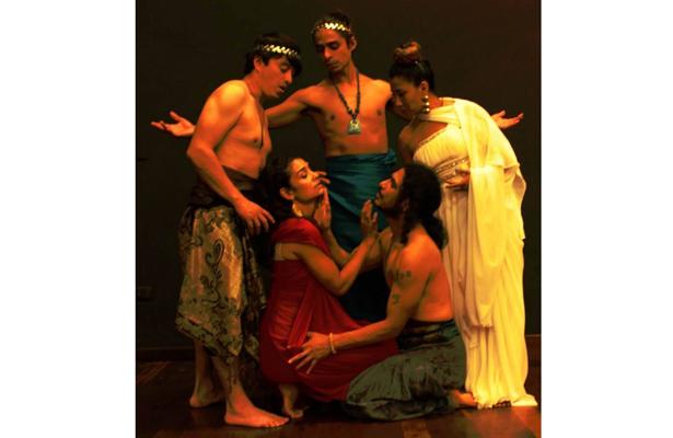 Producciones Cañandonga lleva a escena a Jasón y Medea