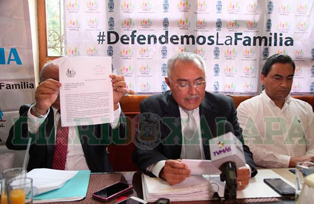 Iniciativa de Unión de Hecho, inconstitucional: FNF; demuestra inexperiencia legislativa