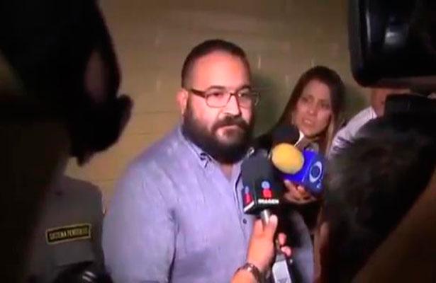 Javier Duarte suelta frase con error y dice contingencia en vez de continencia