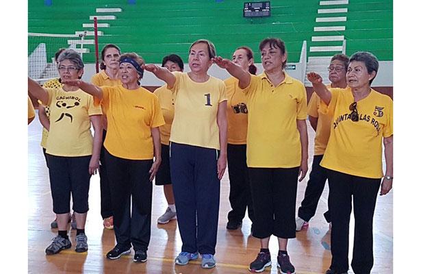 Crean la Liga de Cachibol Xalapa