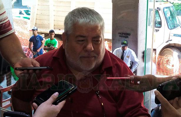 Gobierno de Miguel Ángel Yunes, gatopardista: MORENA