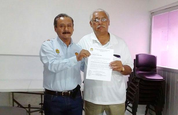 Gana Margarito Ramos Gómez elección del SNTSA
