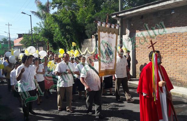Inicia visita pastoral en la iglesia San Juan de los Lagos