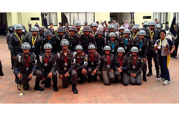 Veracruz, presente en los Juegos Pentathlónicos