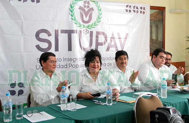 Denuncian trabajadores de la UPAV irregularidades en la institución