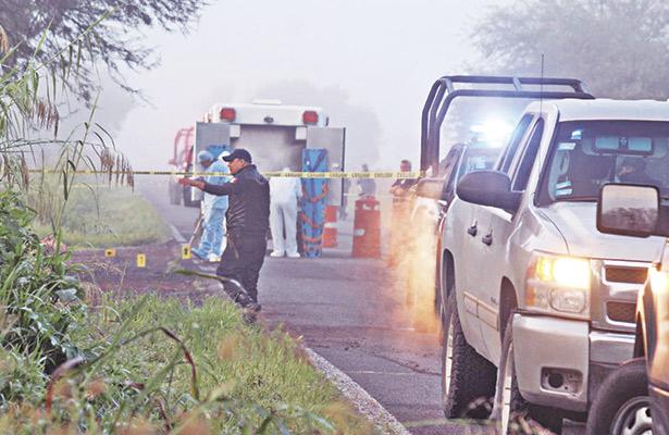 Violencia en el estado deja 16 muertos el fin de semana; en el país, 76
