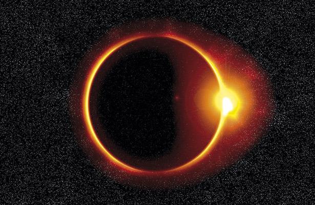 Expectación por eclipse de sol; el fenómeno podrá ser presenciado hoy