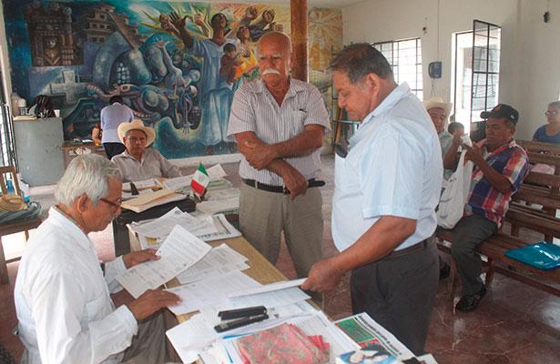 Ejidatarios quieren recuperar  donaciones a Pemex