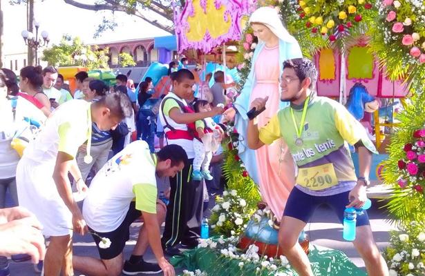 Dedican carrera por la paz en Córdoba y Veracruz