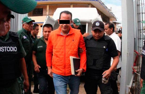 Presentan 56 pruebas en contra del exsecretario de Seguridad Pública