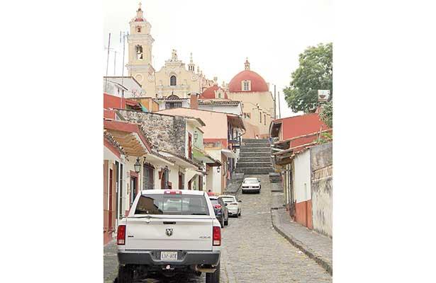 Leyendas de Xalapa; Jesús te Ampare, callejón emblemático de Xalapa