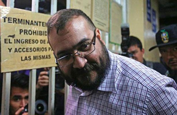Duarte, en huelga de hambre; acusa cacería de brujas en contra de sus excolaboradores