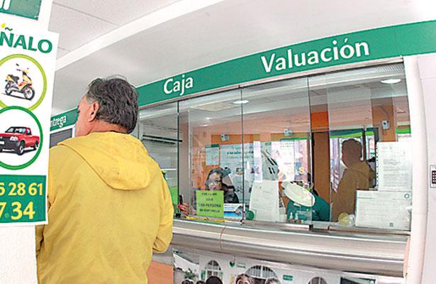 Han crecido 20% casas de empeño en Xalapa, señala Profeco