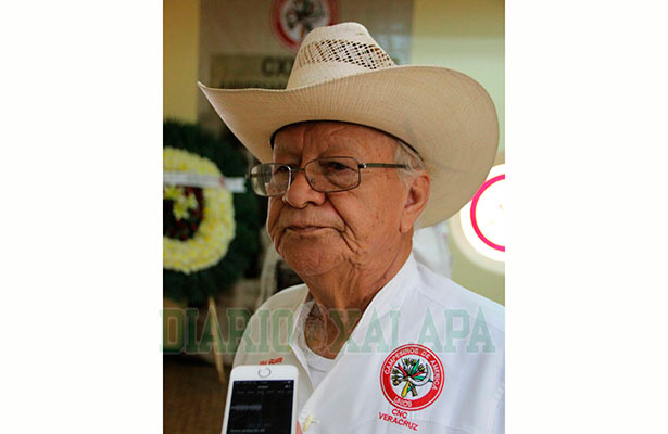 Yunes Linares se ha olvidado del campo: Vieja Guardia Agrarista
