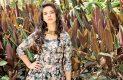 Mariana Gajón es aficionada al modelaje, a la par de estudiar bachillerato. Vive sus vacaciones en familia y amigos. Su mirar es profundo de tonalidad azul.