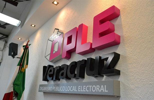 Entrega OPLE constancia de mayoría a candidato de Panal en Uxpanapa