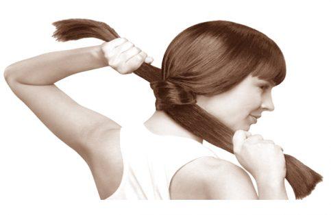 Ortiga verde y germen de trigo son ideales para fortalecer tu cabello.